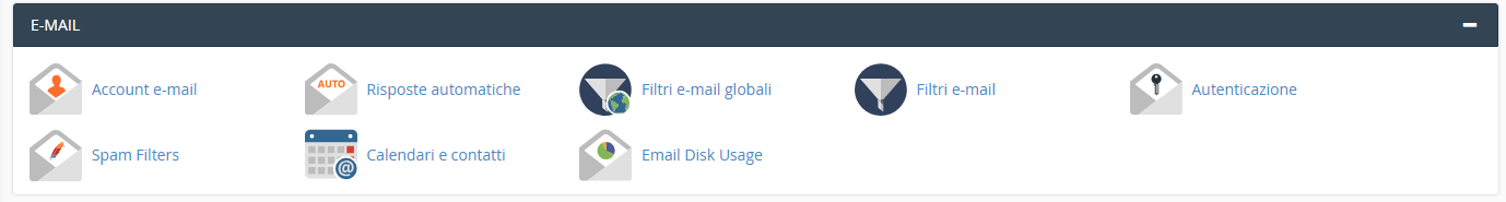 Account Email cPanel